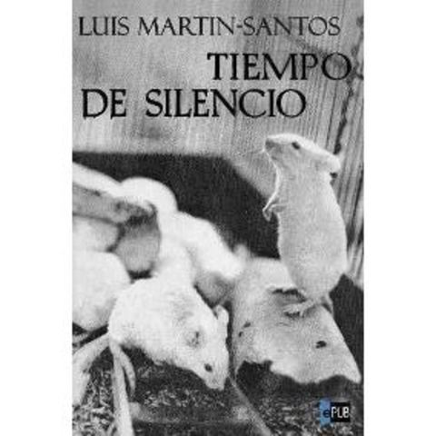 """Luis Matin Santos publica """"Tiempo de Silencio"""""""