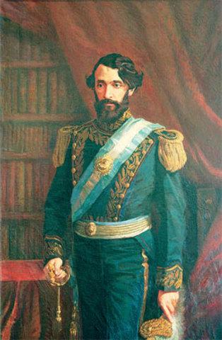 Presidencia de Bartolomé Mitre
