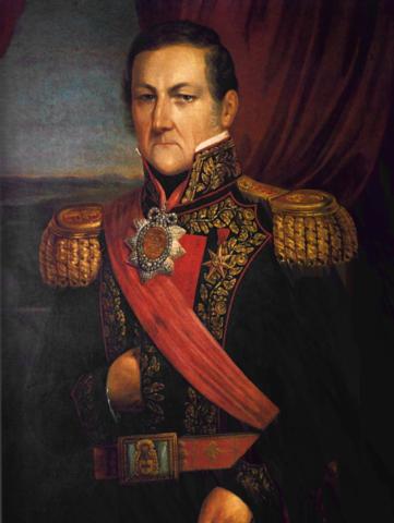 Primer gobierno de Rosas