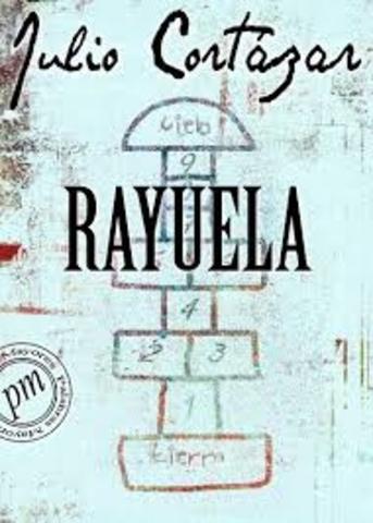 "Julio Cortazar novela ""Rayuela"""