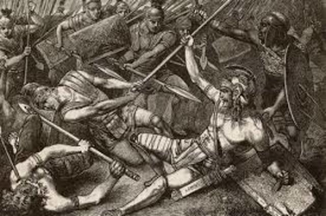 Suppression of the serviles wars