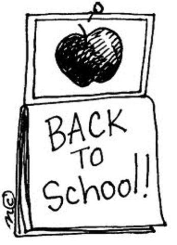 Start of School Year