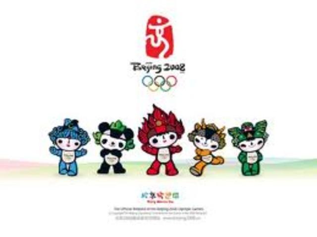 2008 Beijing 2008 Summer Olympics