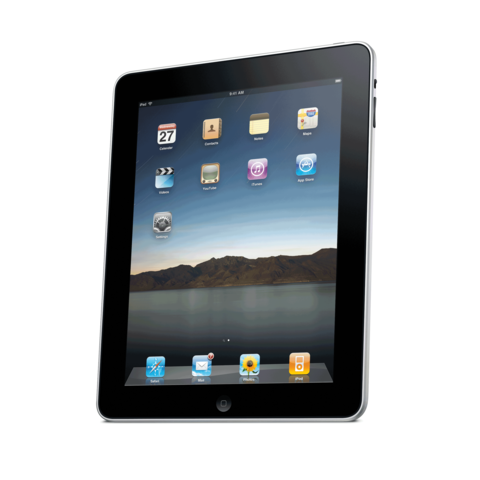 The Apple Ipad was released to the public