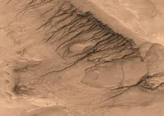 Mars Oddessy