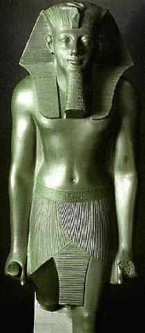 EL NUEVO REINO DE EGIPTO