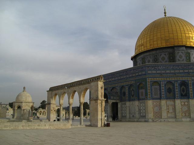 LA CONSTRUCCION DEL TEMPLO DE JERUSALEM
