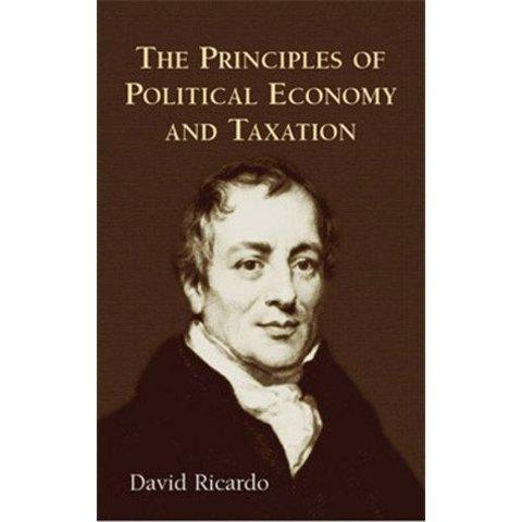 Principios de economía política y tributación- David Ricardo