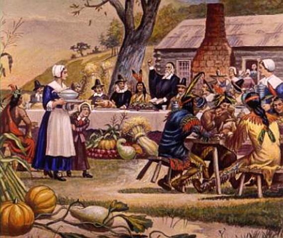 La colonización de América del Norte