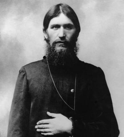 Muerte de Rasputín