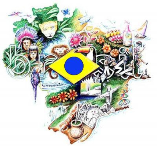 Origem da língua Brasileira