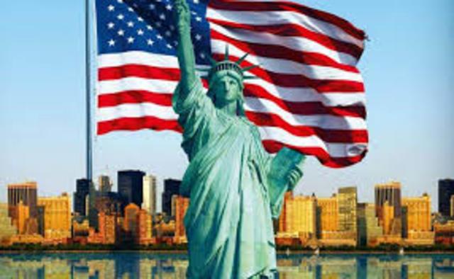 Origem da língua Inglesa norte Americano
