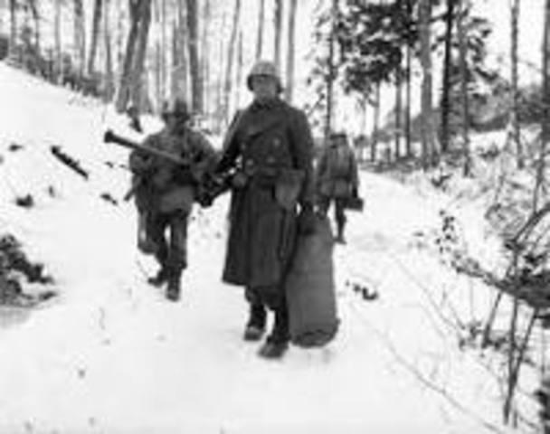 Battle of the Bulge `
