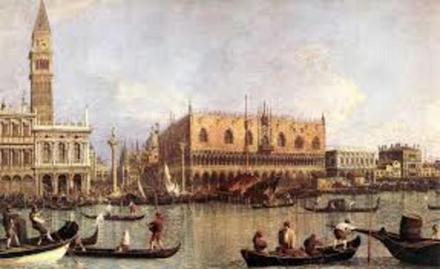 Mercader De Venecia