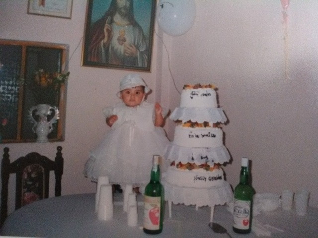 Mi bautizo