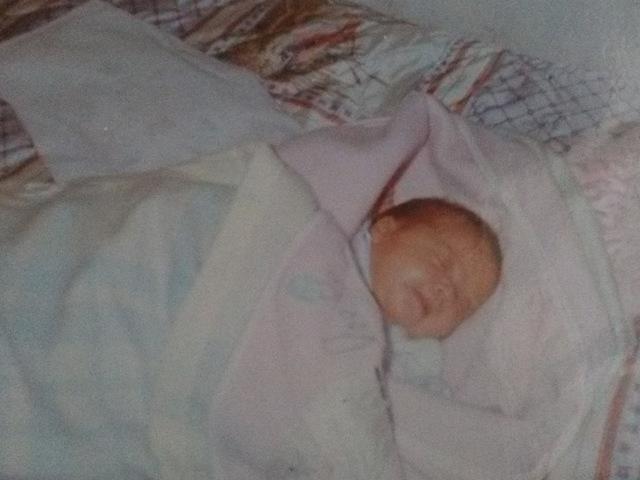 El nacimiento de mi hermana