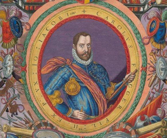 Nace Hans (Johannes) Fugger, funda una dinastía que dominará el comercio europeo durante dos siglos