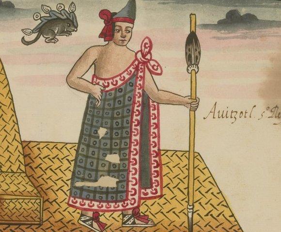 El Imperio azteca alcanza su apogeo bajo el gobierno de la Ahuítzotl, conquistador de los mixtecas