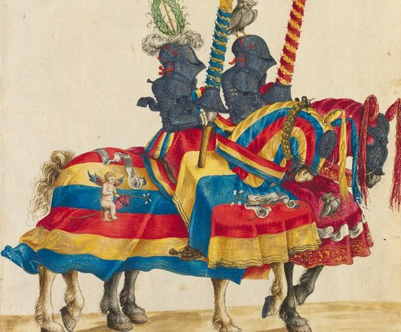 Maximiliano I (1459-1519) es coronado emperador del Sacro Imperio Romano. Consolida y expande el poder de los Habsburgo
