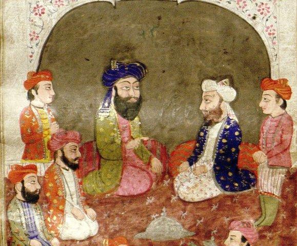 Akbar el Grande gobierna el Imperio mogol