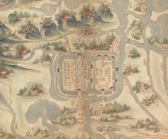 El reinado del emperador Wanli, en China, es un período de florecimiento cultural