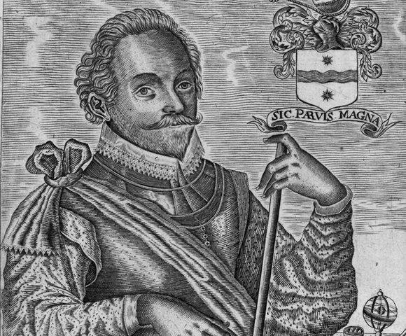 Sir Francis Drake circunnavega el mundo