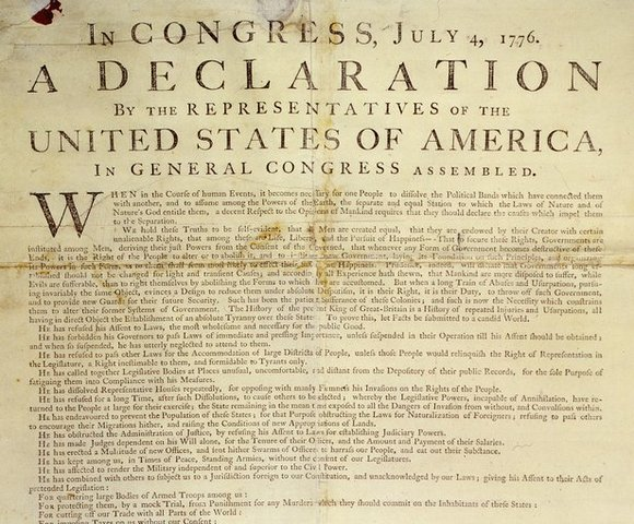 Independencia estadounidense