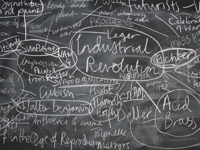 Blackboard 1.0 used in the US