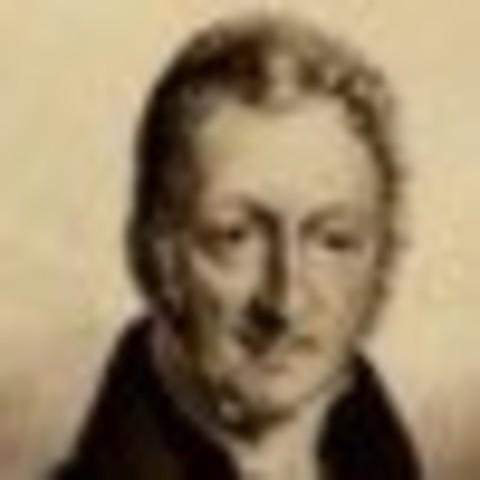 Malthus publica Ensayos Sobre el Principio de la Población