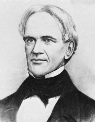 Horace Mann iss Secretary of MA State Board of Education