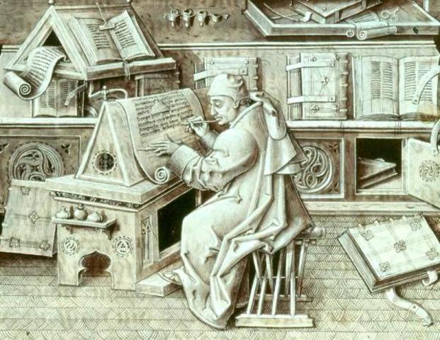 La contabilidad en la Edad Media