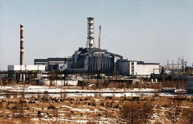 Desastre nuclear Chernobyl