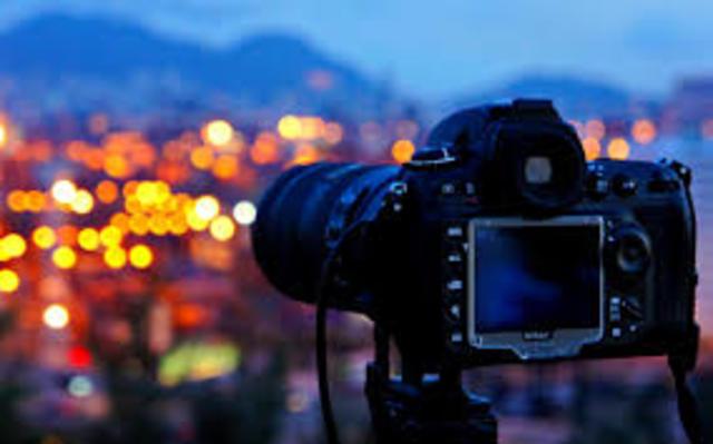 Nacimento de la fotografía digital