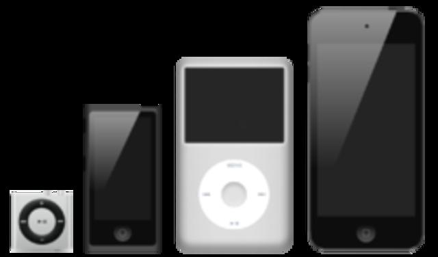 Presentación del iPod