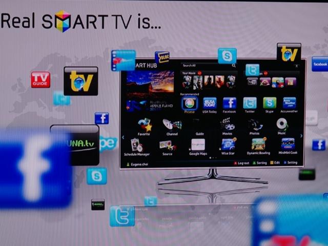 Llegaron los Smart TV a la Argentina