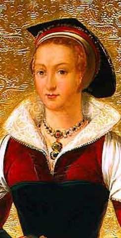 Lady Jane Grey (1537- 1554)