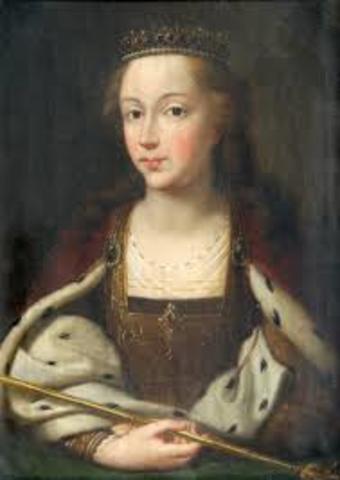 Queen Margaret of Anjou (1430-1482)