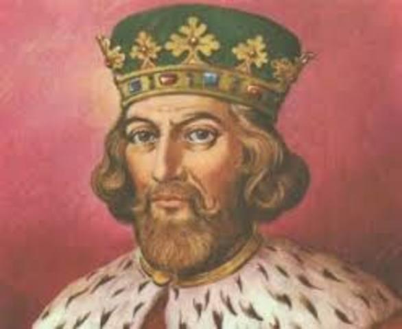 King John/John Lackland  (1166-1216)