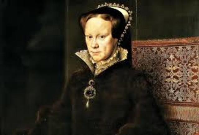 Mary Tudor / Bloody Mary