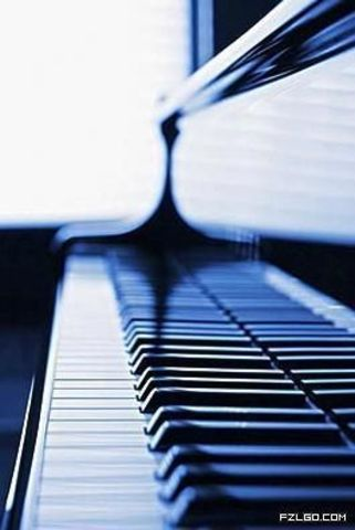 First time to learn how to play a piano
