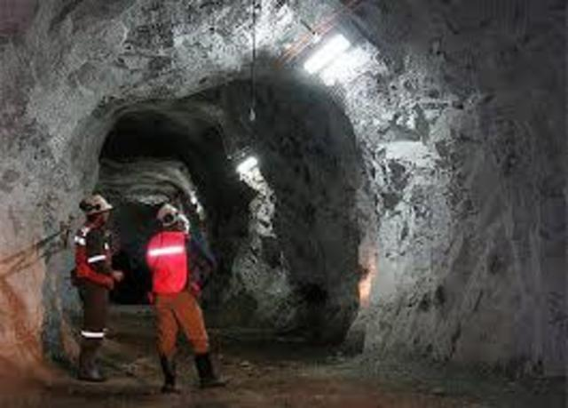 Recuperacion minera