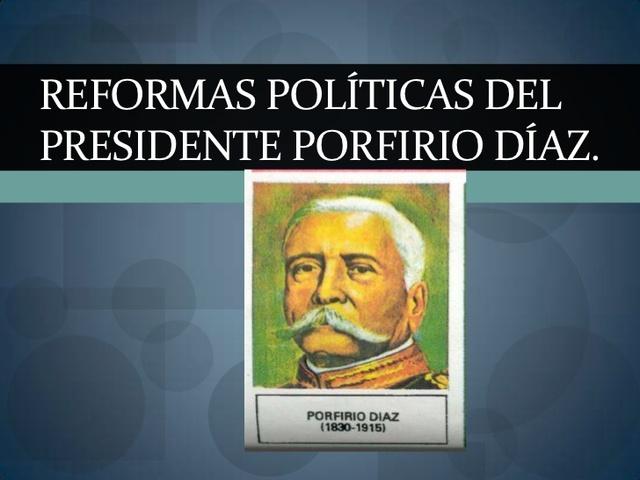 Desconocimiento de las leyes de Reforma