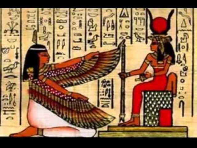 Egipcios, operaciones con raices