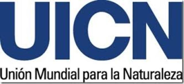 Unión Internacional para la Conservación de la Naturaleza.