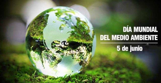Día Mundial del Medio Ambiente.