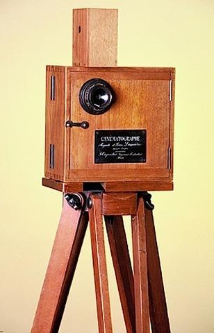 Cinematógrafo: hermanos Lumière