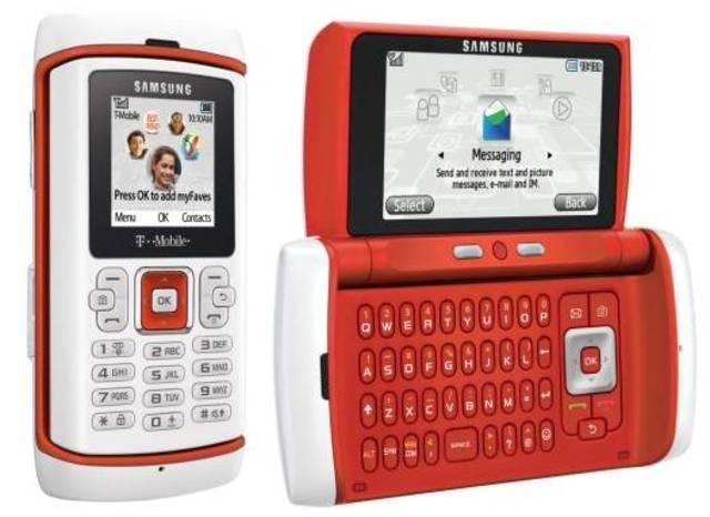 First Phone :)