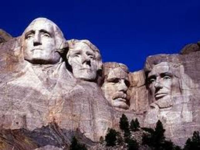 Road Trip to Mt. Rushmore