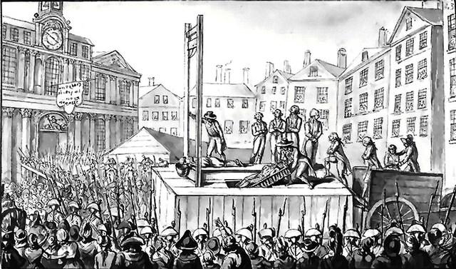 Regne del Terror a França