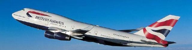 British airways started operations